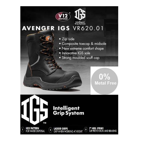 V12 VR620.01 Avenger IGS -2