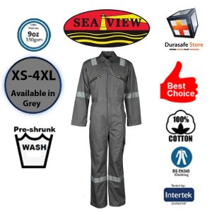 seaview-deluxe-coverall-100-cotton-zip-grey
