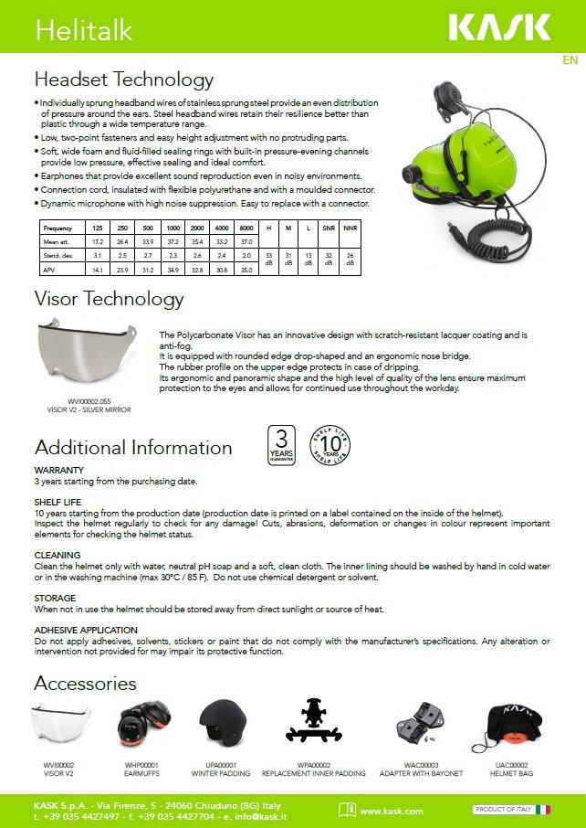 KASK-MHE00007-Helitalk-Safety-Helmet-with-Silver-Mirror-Visor-White-Yellow