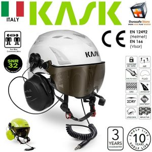 KASK-MHE00007-Helitalk-Safety-Helmet-with-Silver-Mirror-Visor-White-Yellow