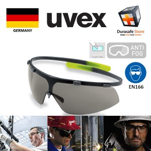 Kinh-bao-ho-an-toan-UVEX-9172281-Super-G-Safety-Glasses-Lime-Frame-Grey-Supravision-NC-Len