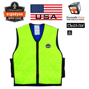 ao-vest-phan-quang-giu-am-mua-dong-troi-lanh-ERGODYNE-6665-Chill-Its-Evaporating-Cooling-Vest-Lime-Size-M-XXL