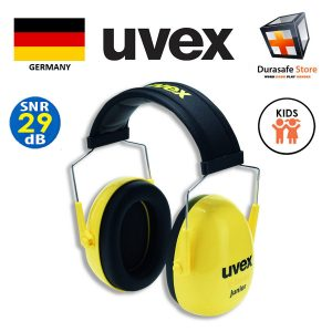 UVEX-2600000-K-Junior-Earmuff-Yellow-29dB