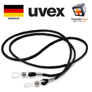 UVEX-9959002-Spectacle-Neck-Cord-with-Universal-Attachment-Black