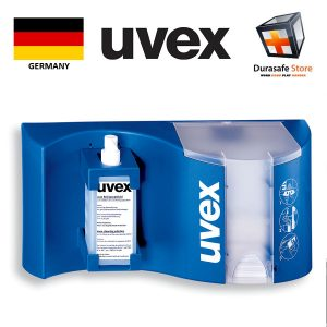UVEX-9970002-Wall-Mount-Lens-Cleaning-Station