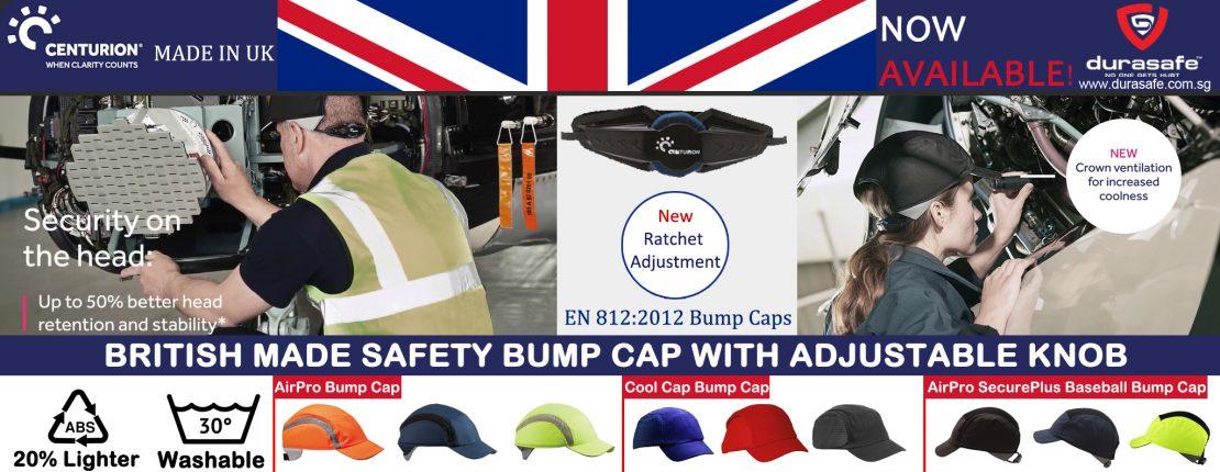 banner-Centurion-Bump-Cap-Airpro-Secure