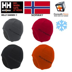 Helly Hansen 79840 Ear Protection Winter Beanie
