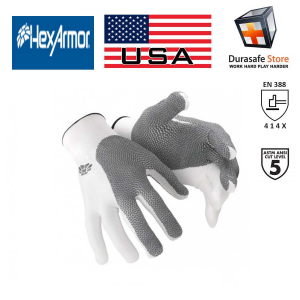 Hexarmor-10-302-NXT-Cut-Puncture-Resistant-Palm-Glove-Gray-White-Size-S-XXL