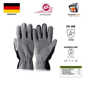 KCL-644-RewoCold-Cold-Weather-Leather-Fleece-Lining-Glove-Grey-Black-10½