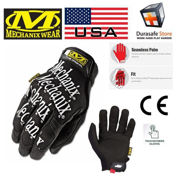 MECHANIX MG-05 Original Glove Black