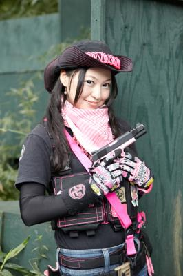 MECHANIX MG-72 Original Women Glove Camo Pink 1
