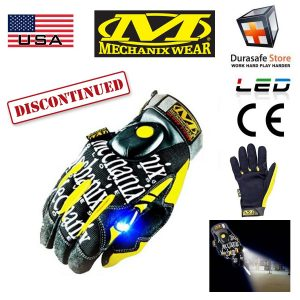 MECHANIX-GL5-05-Glove-Light-Black-Size-MLXL