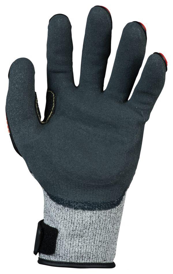 MECHANIX KHD-CR ORHD Knit CR5 Cut Resistant Glove Grey 2