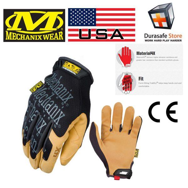 MECHANIX MG4X-75 4X Original Glove Black Brown