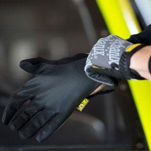 MECHANIX MGG-05 Original Grip Glove Black 1