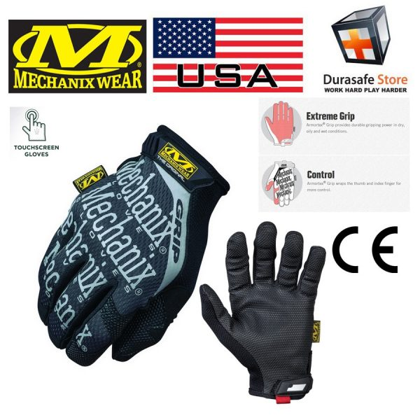 MECHANIX MGG-05 Original Grip Glove Black