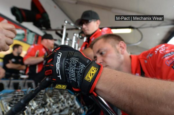 MECHANIX MP2-02 M-Pact 2 Heavy Duty Padded Impact Glove 1
