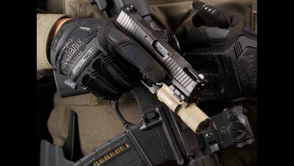MECHANIX MPT-55 Covert M-Pact Glove Black Size S – XL 1