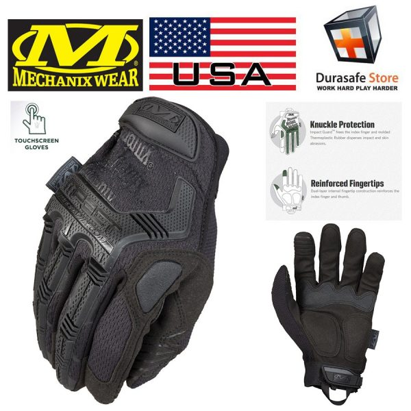 MECHANIX MPT-55 Covert M-Pact Glove Black Size S – XL