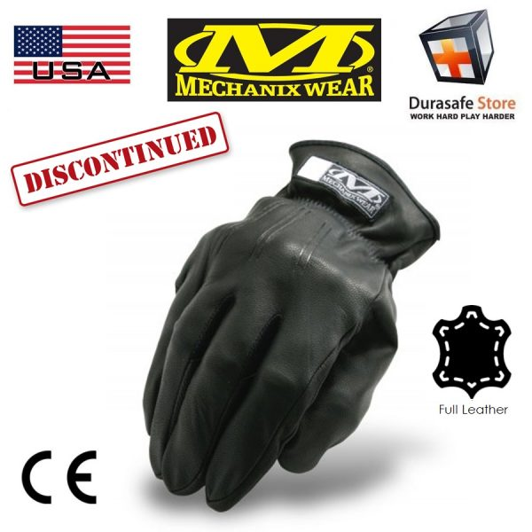 MECHANIX PLD-05 Performance Leather Driver Glove Black, Size M,L,XL