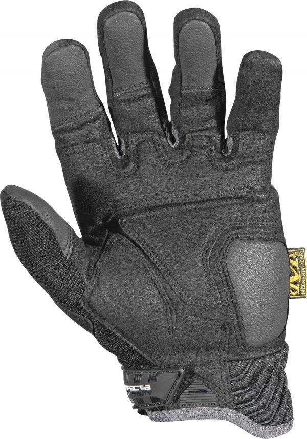 Mechanix MP2-05 M-Pact 2 Heavy Duty Padded Glove Black 1