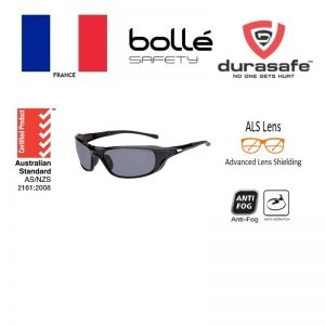 BOLLE 1651107 Phantom Safety Glasses Polarised Grey