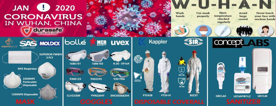 Corona-Virus đồ bảo hộ virus