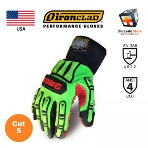 IRONCLAD-Kong-Deck-Crew-Impact-Cut-Resistant-Glove-Green