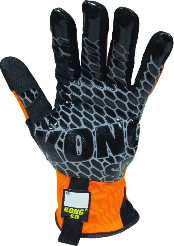 IRONCLAD Kong Super Dexterity Grip Impact & Slip Resistant Mechanics Glove Orange, USA, Size S-2XL 2