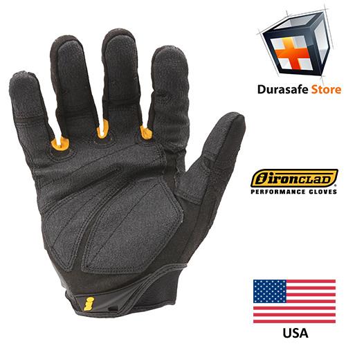 IRONCLAD SDG2 Super Duty Abrasion Impact Resistant Glove Black 2
