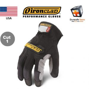 IRONCLAD-WFG-Workforce-All-Purpose-Use-Glove-Black-M-XL-USA