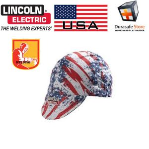 Lincoln-Electric-K2995-Patriot-100-Cotton-Welding-Cap-Universal-Size.