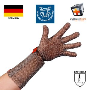 SCHLACHTHAUSFREUND-Protec-Stainless-Steel-Chainmesh-Glove-with-15inch-Cuff-Size