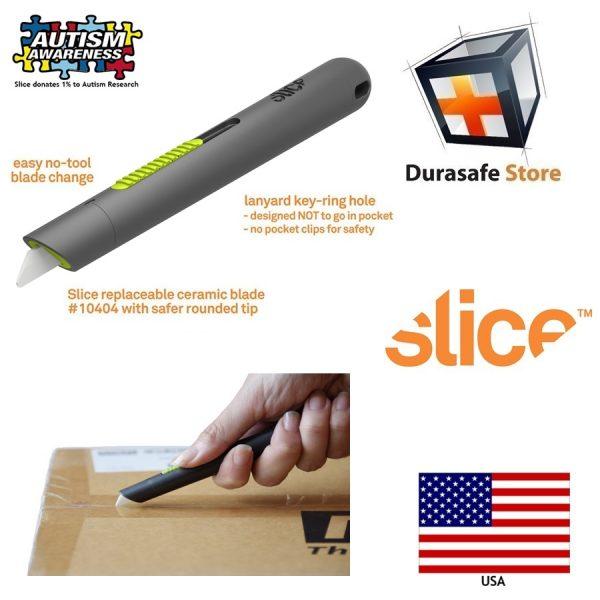 SLICE 10512 Auto-Retractable Ceramic Pen Cutter 2