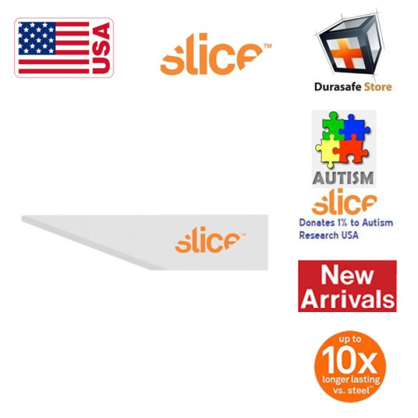 Slice 10518 Replacement Blades x 4 1
