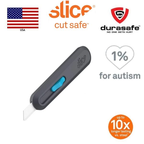 Slice 10558 Smart Retracting Utility Knife