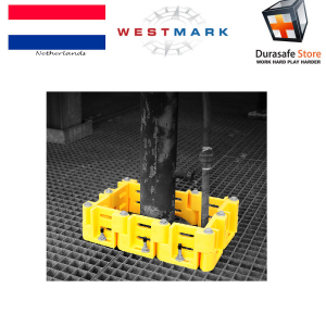 The Toe Board protect openings on a platform where there is a risk of dropped objects and tools from height. The Toe Board are easy to install without hot work permit.