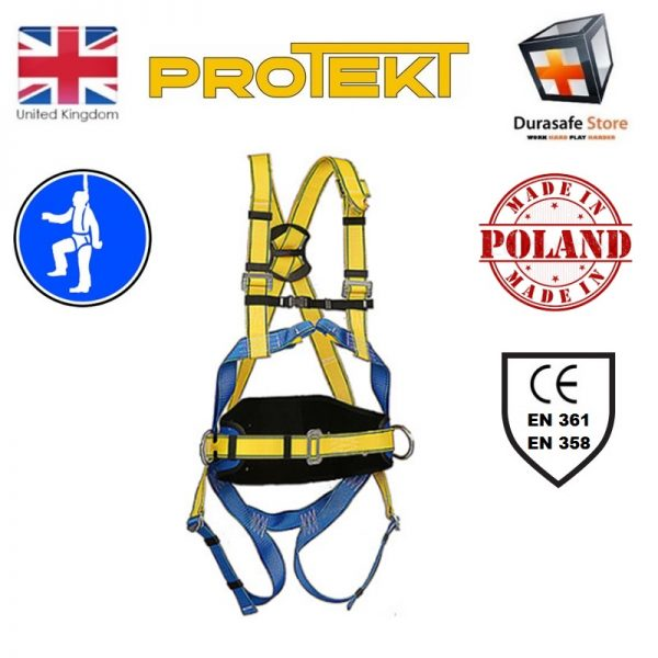 Protekt-P50-Safety-Harness