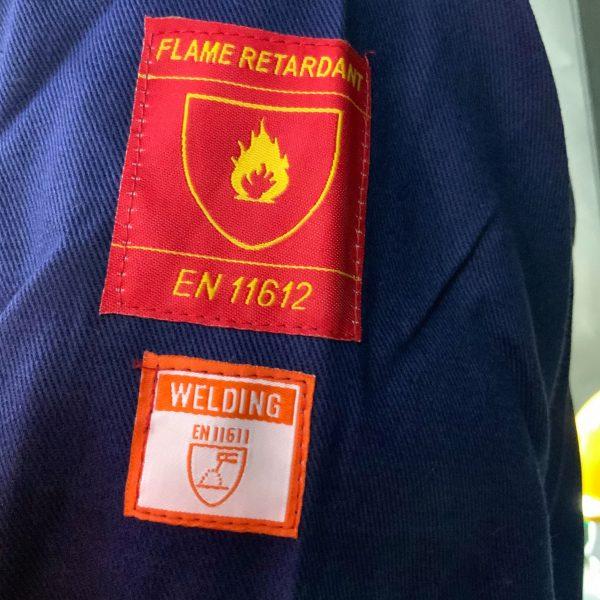SIR Jacket Flame Retardant 1