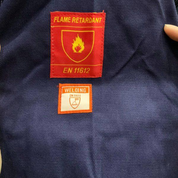SIR Jacket Trouser Flame Retardant