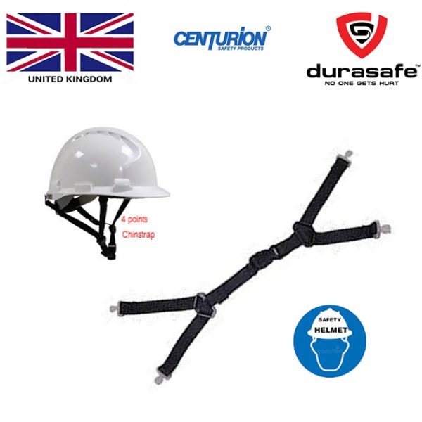 CENTURION-S30LY-Quick-Release-Chin-Strap-for-Concept-Linesman-ABS-Helmet