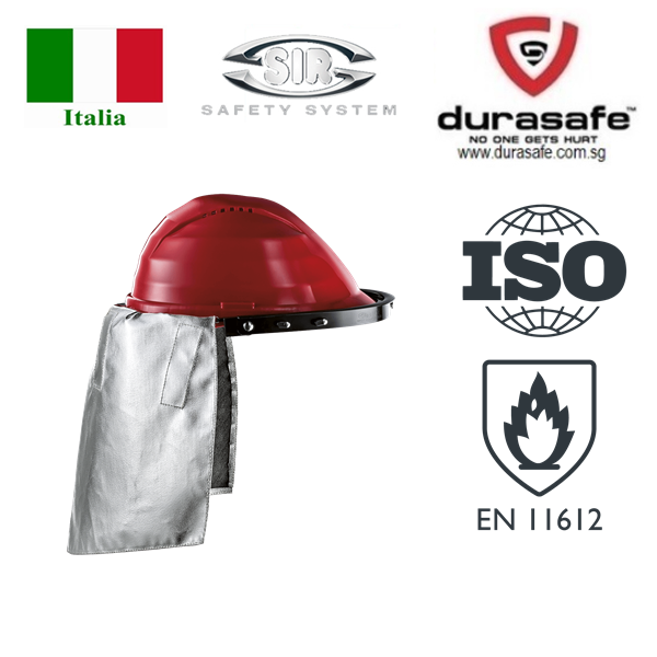 SIR 33116 MC6425X2 Heat Resistant Neck Guard