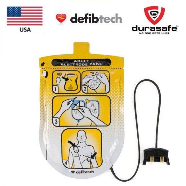 DEFIBTECH Lifeline DDU-100E Adult Pads